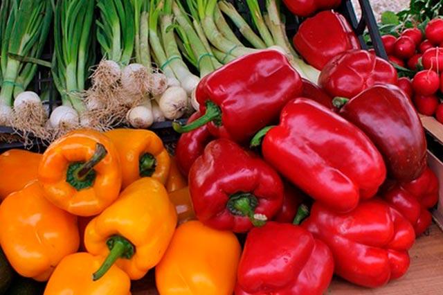 Овощи микс