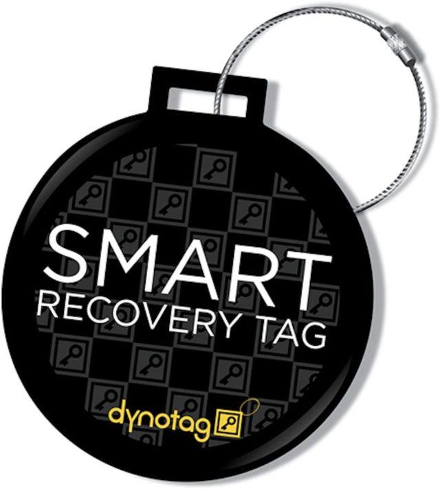 Dynotag Web Enabled QR Code Smart Pet Tag